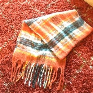 Oversized blanket scarf from AERIE.
